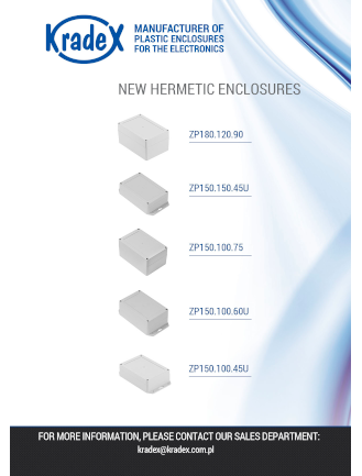 New hermetic enclosures