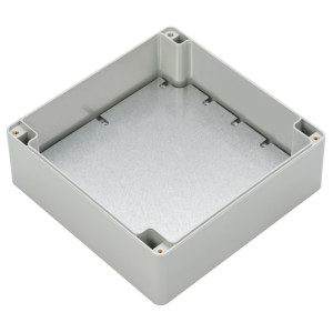 ZP240.190.105: Enclosures hermetically sealed polycarbonate