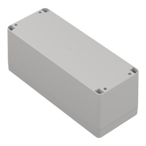 ZP190.75.75: Enclosures hermetically sealed polycarbonate