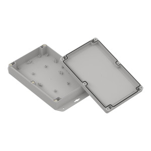 ZP210.140.45S: Enclosures hermetically sealed with cast gasket