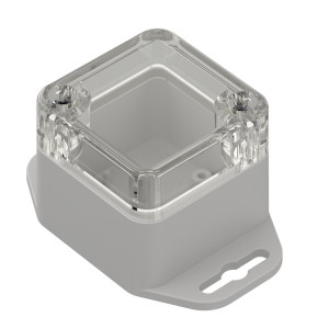 ZP45.45.40: Enclosures hermetically sealed polycarbonate