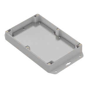 ZP210.140.45: Enclosures hermetically sealed polycarbonate