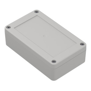ZP125.75.37: Enclosures Hermetically sealed Polycarbonate