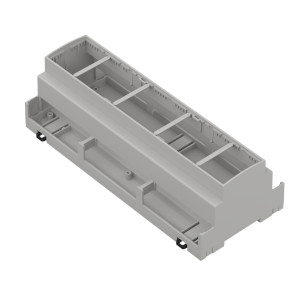 ZD1012: Enclosures Modular for DIN rail