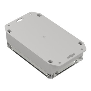 ZP150.100.45S: Enclosures hermetically sealed with cast gasket