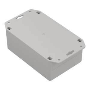 ZP150.100.60SU: Enclosures hermetically sealed with cast gasket