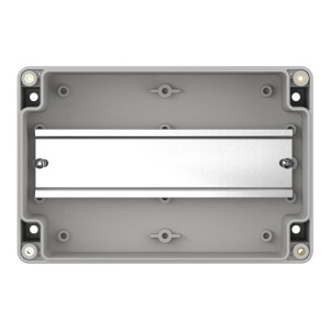 ZP150.100.75S: Enclosures hermetically sealed with cast gasket