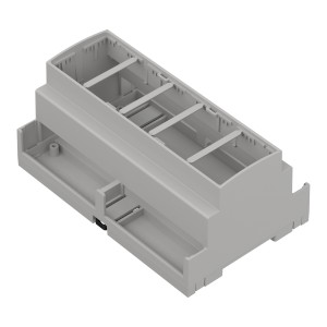 ZD1008: Enclosures Modular for DIN rail