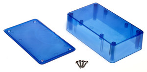 Z77: Enclosures colored translucent