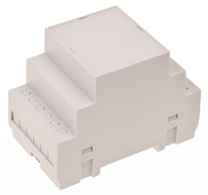 Z107: Enclosures Modular for DIN rail