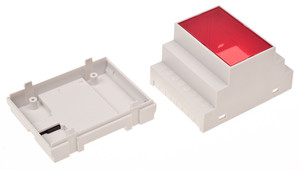 Z108: Enclosures modular for din rail