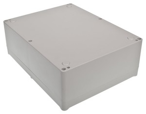 Z90S: Enclosures hermetically sealed with cast gasket