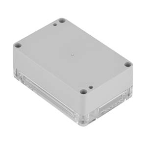 Z128S: Enclosures hermetically sealed with cast gasket